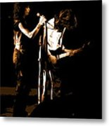 Aerosmith In Spokane 31b Metal Print