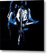 Aerosmith In Spokane 32b Metal Print