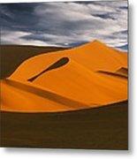 African Dunes Metal Print