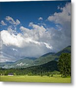 After Storm Light Metal Print