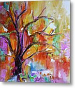 After The Rain Metal Print