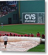 After The Rain Delay Metal Print
