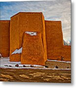After The Storm - Classic View Metal Print
