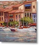 Afternoon Light In Cassis Metal Print