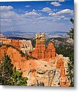 Agua Canyon Bryce Canyon National Park Metal Print