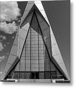Air Force Academy Chapel 1 Metal Print