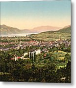 Aix France Metal Print by International  Images