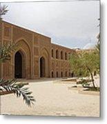 Al- Mutanabi Metal Print