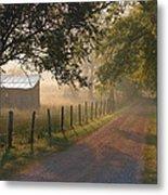 Alabama Morning Metal Print by Don F  Bradford