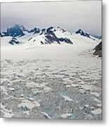 Alaska Frontier Metal Print by Mike Reid