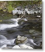 Alaskan Brook Metal Print