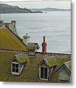 Alcatraz View Metal Print by Suzanne Gaff