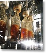 Alcoholic Drinks Production, Russia Metal Print