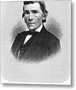 Alexander H. Stephens Metal Print