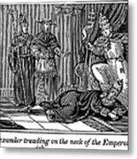 Alexander IIi (d. 1181) Metal Print