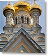 Alexander Nevski Church Metal Print
