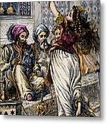 Ali Baba And 40 Thieves Metal Print