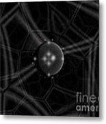 Alien Hive Metal Print
