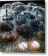 Alien Lifeform Metal Print