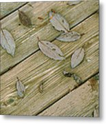 All Decked Out Metal Print