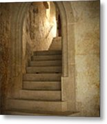 All Experience Is An Arch Metal Print