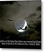 All Hallows' Eve Metal Print
