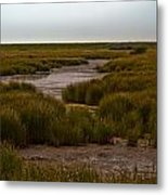 All Hallows Marshes Metal Print