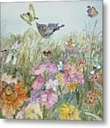 All My Friends Metal Print by Dorothy Herron
