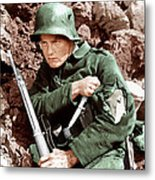 All Quiet On The Western Front, Lew Metal Print by Everett