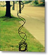 All Tangled Up In You Metal Print