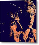 All The President's Men Metal Print by Giuseppe Cristiano
