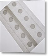 Allergy Patch Test Metal Print