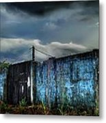 Almirante Metal Print by Dolly Sanchez