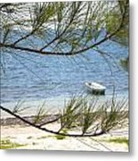 Alone In Peace Metal Print