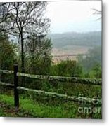 Along The Natchez Trace Metal Print