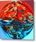 Alternate Realities 2 Metal Print