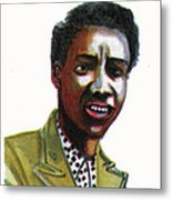 Althea Gibson Metal Print
