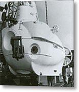 Alvin, Deep Sea Ocean Research Vessel Metal Print