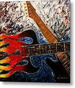 Always About Music Metal Print