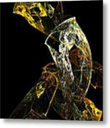 Am I An Artist Metal Print
