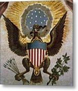 America - Great Seal Metal Print