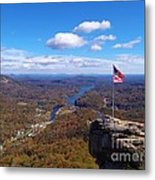 America The Beautiful Metal Print by Crystal Joy Photography