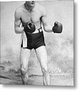 American Boxer, C1912 Metal Print