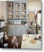 American Kitchen Metal Print