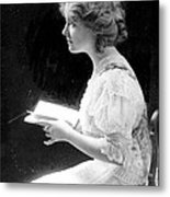 American Stage Actress And Director Metal Print