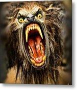 American Werewolf Metal Print