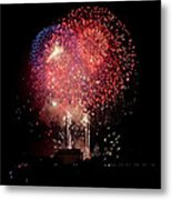 America's Celebration Metal Print by David Hahn