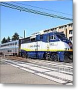 Amtrak Train 7d7310 Metal Print