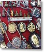 Amulets For Sale Metal Print