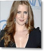 Amy Adams In Attendance For 22nd Annual Metal Print